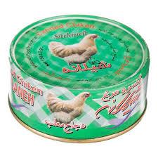 فروش کنسرو مرغ با قیمت کارخانه