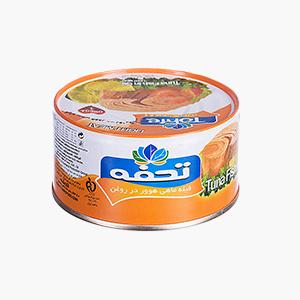 نمایندگی فروش انواع تن ماهی ایرانی
