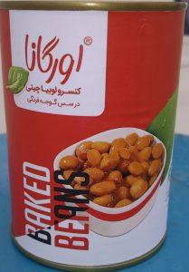 قیمت کنسرو لوبیا ارزان در ایران