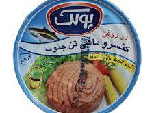 تامین کننده کنسرو ماهی پولک در تهران