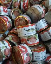 عمده فروشی تن ماهی گرم درجه یک