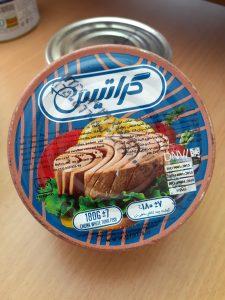 خرید کنسرو ماهی صادراتی ارزان
