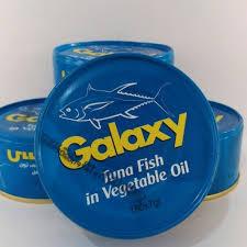 قیمت روز تن ماهی گلکسی
