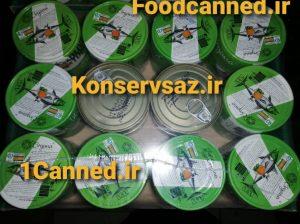 بازار فروش کنسرو تن ماهی