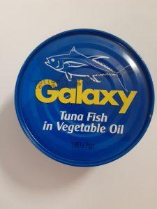 قیمت تن ماهی درب کلیددار