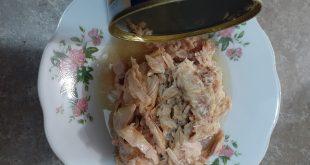 سفارش تن ماهی۱۸۰ گرمی